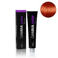 Стойкая крем-краска для волос Erayba Gamma Color Haircolor Cream 8/45 Светлый медно-махагоновый блонд 100 мл