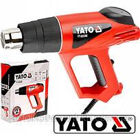 Строительный фен 2000 Вт Yato YT-82288