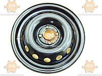 Диск колесный RENAULT LOGAN, MCV R15х6,0J 4x100 Et 50 DIA 60,1 черный (и другие авто в описании) (пр-во ДК)