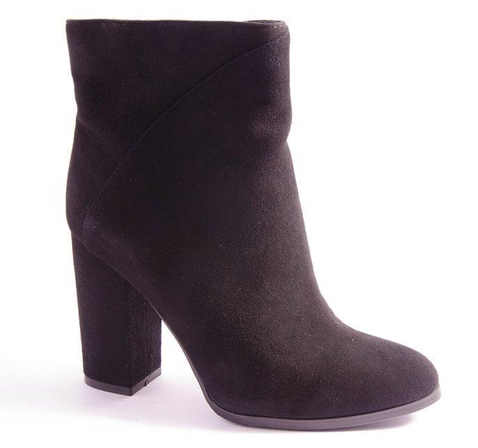 Ботинки женские черные Vlad XL 811 B05-01