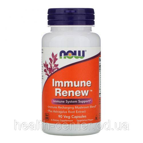 Иммун ренью Immune Renew 90 капс повышение иммунитета противовирусное Now Foods USA