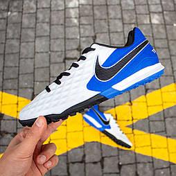 Сороконіжки Nike Tiempo VIII Pro TF (39-45)