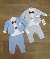 Детский нарядный костюм тройка (пиджак, кофта, штаны) Турция,интернет магазин,одежда для новорожденных,интерло