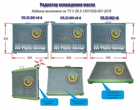 Радиатор масляный 175, фото 2