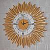"""Настінний годинник """"Golden arrow"""" метал (70 см.)"""