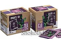 Чёрный чай с чебрецом, 20 пакетов