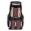 Массажное кресло ZENET ZET-1280 коричневый, фото 2