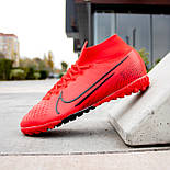 Сороконожки Nike Mercurial Superfly 7 Elite (39-45), фото 2