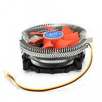 Кулер процессорный Am2 /Am3/FM1/FM2  80-mm, 3-pin, Orange