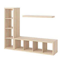 IKEA KALLAX / LACK (ИКЕА КАЛЛАКС/ОТСУТСТВИЕ) 093.987.22