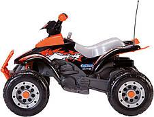 Электромобиль квадроцикл Corral T Rex 2013 Peg Perego Igor0066, фото 2