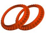 Шумоизоляторы (резинки) SS20 для пружины ВАЗ 2108-2110,Kalina,Priora задние