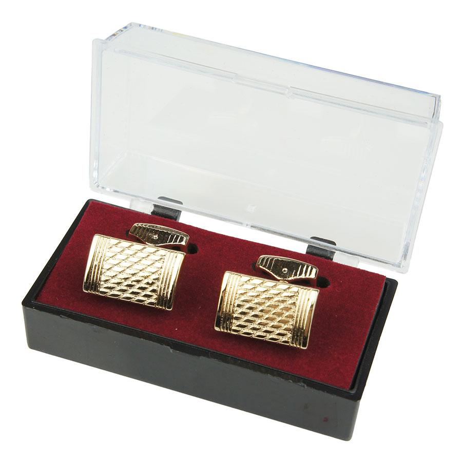 Запонки под золото Z8 - Р