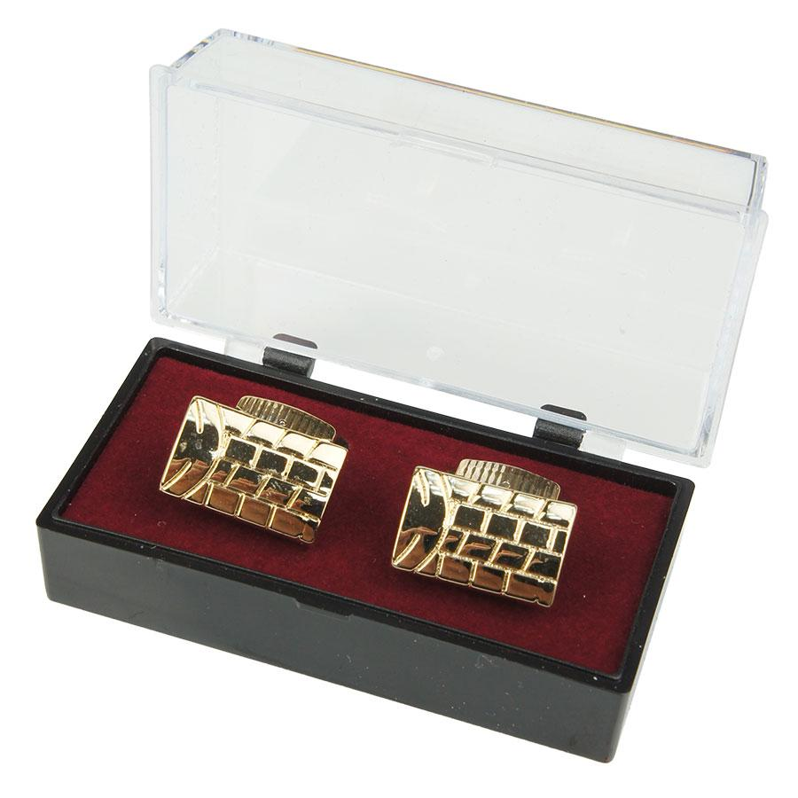 Асиметричні запонки під золото Z9 - Р