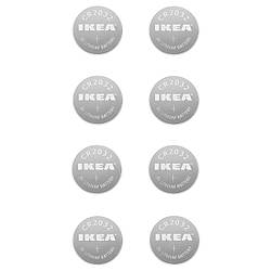 IKEA Литиевая батарейка PLATTBOJ (ИКЕА ПЛАТБОЙ) 802.911.56