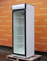 """Холодильная шкаф-витрина """"Klimasan D372"""" (Турция), полезный объем 430 л., отличное состояние, Б/у, фото 1"""