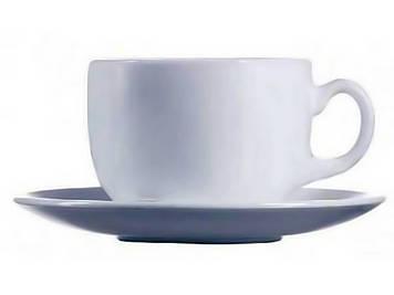 """Набір чайний скло 12предм. (6чаш. 220мл+6бл.) """"Luminarc.Diwali"""" №55680/D8222(6)"""