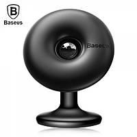Автодержатель для телефона Baseus Star Ring Paste Magnetic Black (SUGENT-HQ01)