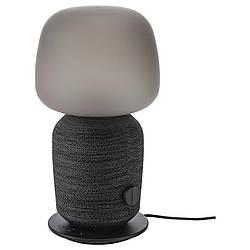 IKEA Лампа настольная с динамиком SYMFONISK (ИКЕА СЮМФОНИСК) 103.575.89