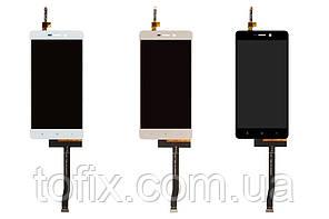 Дисплей для Xiaomi Redmi 3, Redmi 3S, Redmi 3S Prime, Redmi 3X, модуль в сборе (экран и сенсор), оригинал