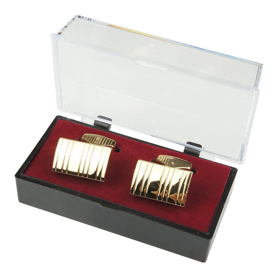 Класичні запонки під золото Z7 - Р
