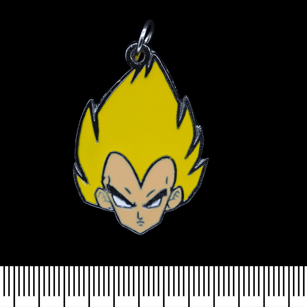 Кулон Dragon Ball Z (Broly)