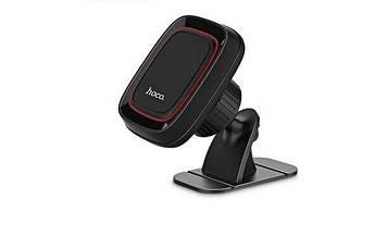 Автомобільний тримач для телефону Hoco CA24 black