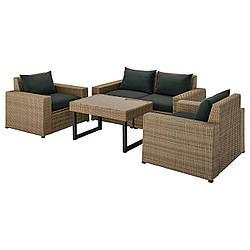 IKEA Комплект мебели садовой SOLLERÖN (ИКЕА СОЛЛЕРОН) 092.569.30