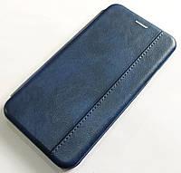 Чохол книжка Momax New для Huawei P40 lite Синій