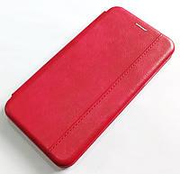 Чохол книжка Momax New для Huawei P40 lite Червоний