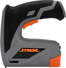 Аккумуляторный степлер для скоб STHOR 78157