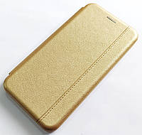 Чохол книжка Momax New для Huawei P40 lite Золотистий