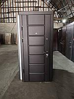 Двери входные металлические Булат Премиум 850*2050/950*2050 117 Венге Южное