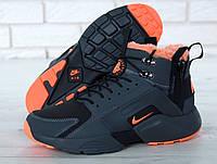 Зимние кроссовки мужские Nike Huarache Acronym Winter ТОП Качество