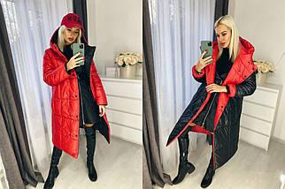 Двухсторонняя куртка женская, фото 2