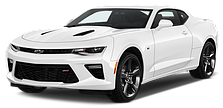 Защита двигателя на Chevrolet Camaro (2015-2018)