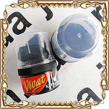 Крем-краска для обуви Vivat 50 мл.
