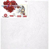 Картина по номерам 40см * 40см эконом № 5 Лошадь PAINTING BY NUMBER с фарб.ДТ (1/10)