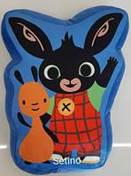 Подушка для мальчиков оптом, Disney, 40*40 см,  № 610-207