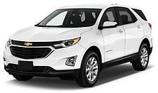 Защита двигателя на Chevrolet Equinox (с 2017 --)