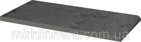 Semir Grafit Parapet підвіконник 13,5×24,5 см, Paradyz, фото 2