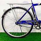 Городской велосипед Салют Men 28 дюймов синий, фото 3