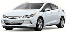 Защиты двигателя на Chevrolet Volt (с 2015 --)