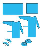Комплект для имплантологии (набор стерильный для имплантации)