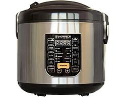 Мультиварка Grunhelm MC-22 SB (объём 5л, 24 программы приготовления пищи, 2 года гарантии)