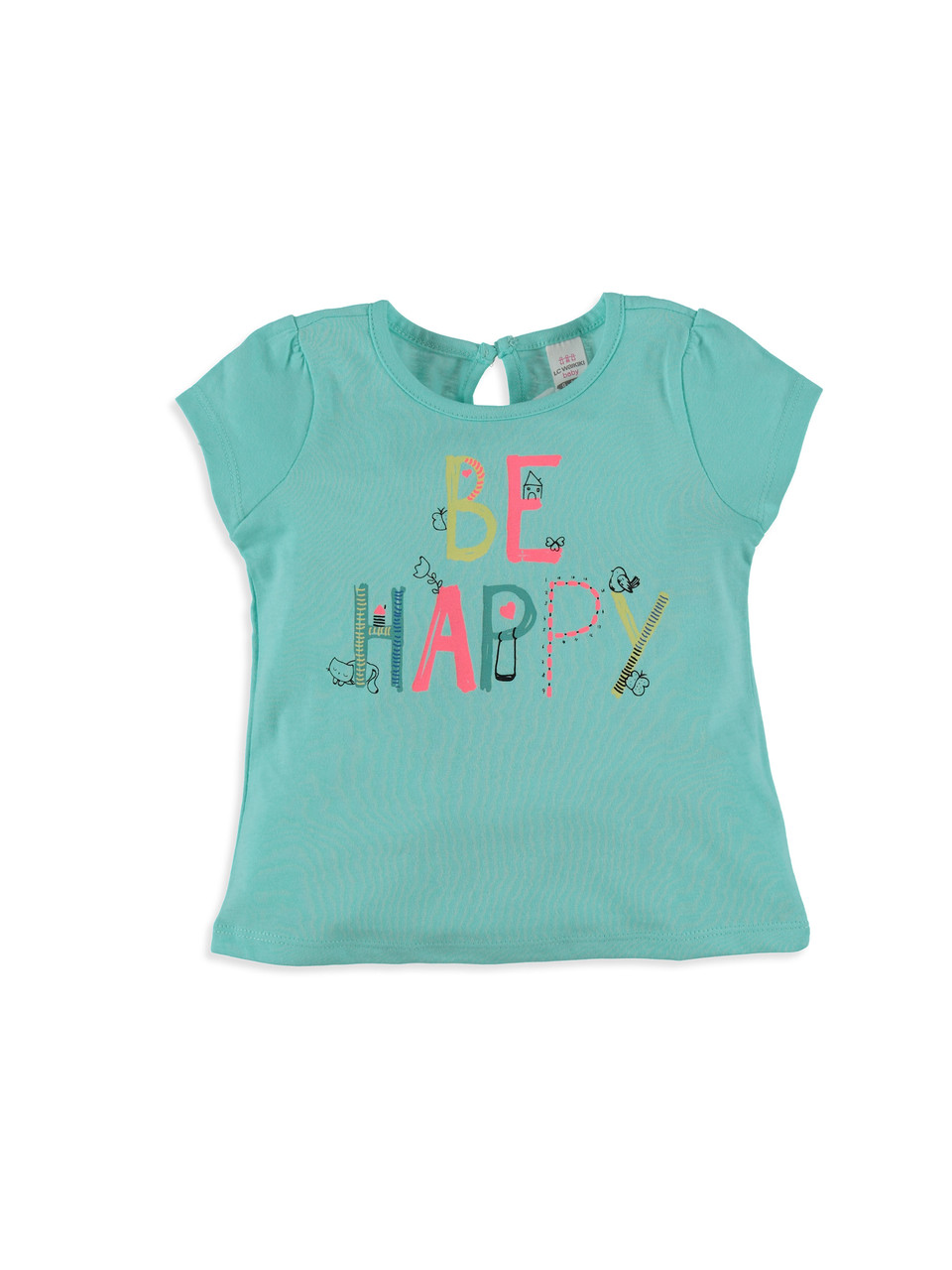 Дитяча футболка дитяча футболка lc waikiki