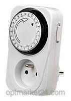 Розетка с таймером Programmer timer (включения и отключения тока по расписанию)