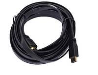 Кабель HDMI-HDMI FLAT (V1.4) 1.5M с плоским проводом