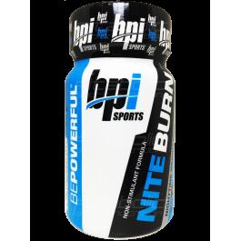 Жіросжігателя BPI Sports BPI Nite Burn 30 кап