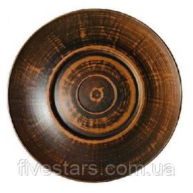 Тарелка глиняная   190 мм.